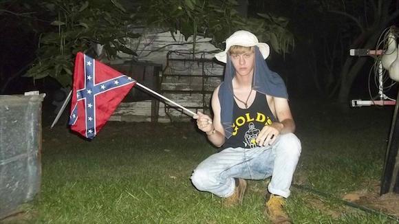 Dylann Roof, autor del asesinato de 9 personas en la Iglesia Africana Metodista Episcopal (AME) en Carolina del Sur.