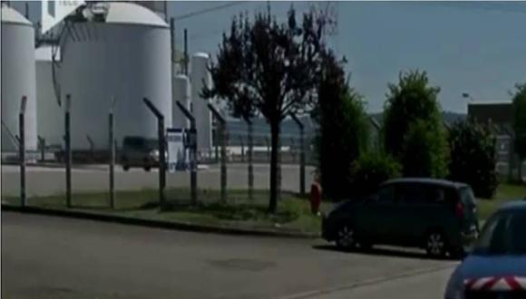 Imagen del lugar de los hechos. Foto: captura de pantalla de video publicado por elpaistv