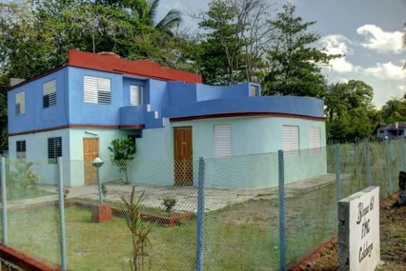 Consultorio del Médico de la Familia en Calabazas de Sagua, comunidad montañosa del Plan Turquino enclavada en el municipio de Sagua de Tánamo, provincia de Holguín. Cuba, el 12 de junio de 2015. AIN FOTO/Juan Pablo CARRERAS