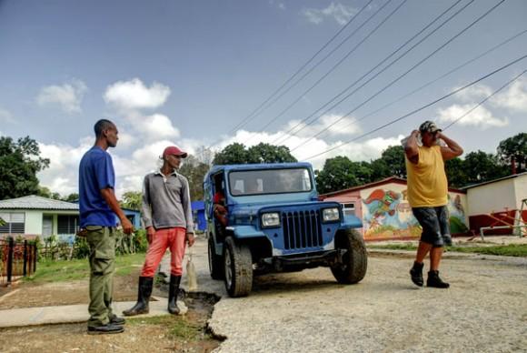 Vida cotidiana en Calabazas de Sagua, comunidad montañosa del Plan Turquino enclavada en el municipio de Sagua de Tánamo, provincia de Holguín. Cuba, el 12 de junio de 2015. AIN FOTO/Juan Pablo CARRERAS