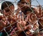 La agencia de refugiados de la ONU, ACNUR , estima que un total de 11,6 millones de personas de Siria habían sido desplazadas por el conflicto a finales del año pasado, la más grande cifra en todo el mundo. Foto: Emrah Gurel/ AP