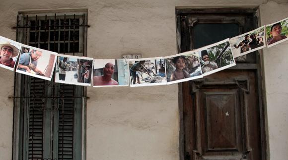 Muestra fotográfica En Cuba todos somos creadores. Foto: Ladyrene Pérez/ Cubadebate.