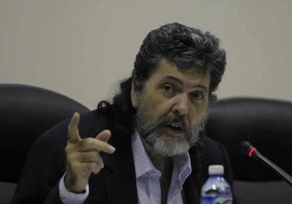 Abel Prieto, asesor del Presidente Raúl Castro. Foto: Ismael Francisco/ Cubadebate