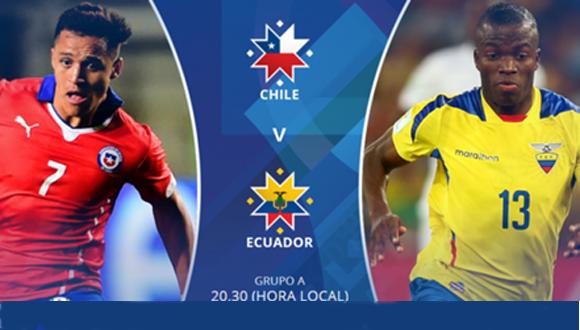 Comienza esta noche la Copa América