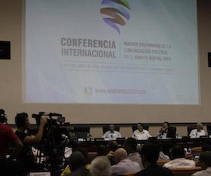 Concluye en Cuba Conferencia internacional sobre Comunicación Política