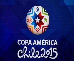 copa america 2015 + logo