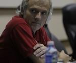 Enrique Amestoy, ciberactivista y ex asesor del Ministro de Relaciones Exteriores de Uruguay. Foto: Ismael Francisco/ Cubadebate