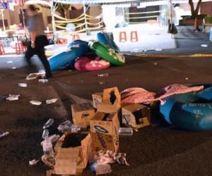 Más de 400 personas siguen hospitalizadas tras incendio en Taiwán