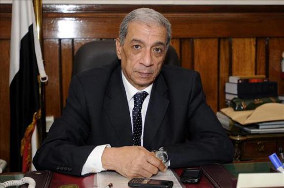Hisham Barakat, fiscal general egipcio. Foto: EFE