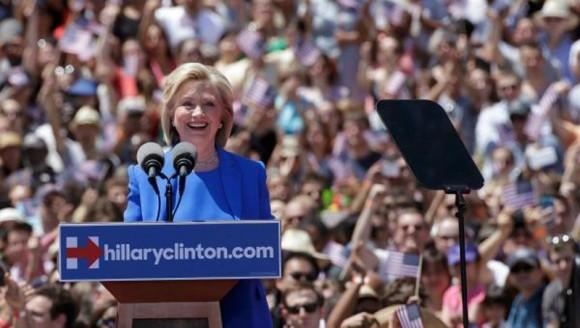Hillary Rodham Clinton. Foto: NT24.