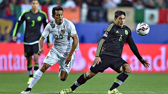 Bolivia y México empataron sin goles en Copa América de Fútbol ... 76a8349d098f1