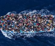 """""""El tráfico de personas es un servicio muy solicitado en el mercado"""", explica un traficante anónimo, que habló con el periódico The Guardian. Foto: Prodavinci."""