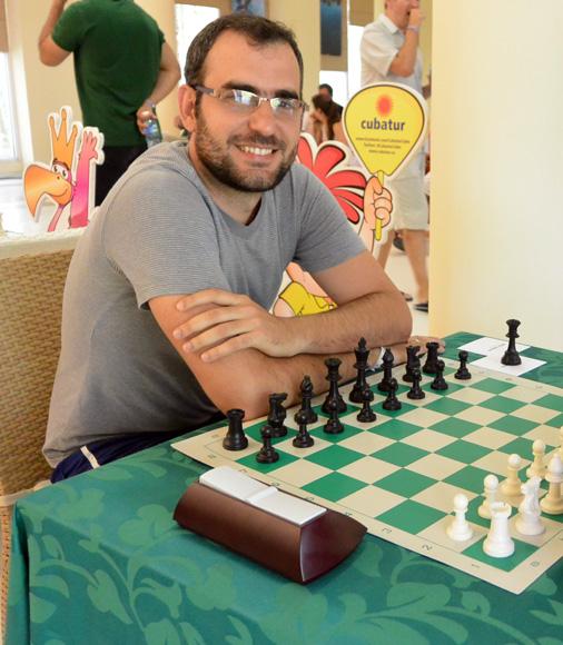 Leinier Domínguez, el mejor ajedrecista de Latinoamérica. Foto: Katheryn Felipe