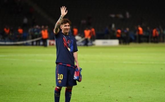 Lionel Messi. Foto: ESPN.