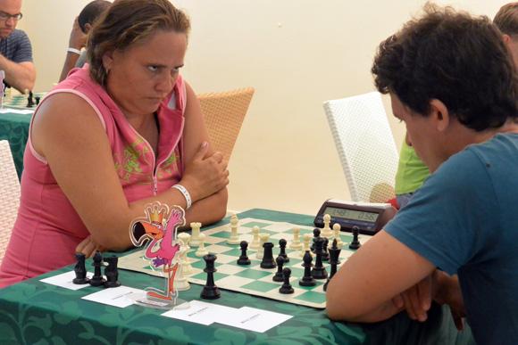 Maritza Arribas y Aryam Abreu. Foto: Katheryn Felipe