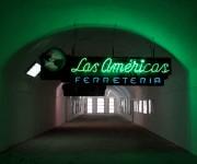 Lumínico del Proyecto para restaurar los neones de la ciudad, Havana Lights, de Kadir López. Foto: Ladyrene Pérez/ Cubadebate