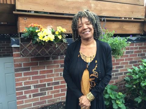 Poeta cubana Nancy Morejón es en Washington esta semana. Foto: David Montgomery / The Washington Post.