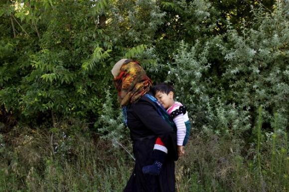 niños refugiados 11