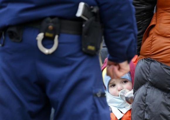 niños refugiados 15