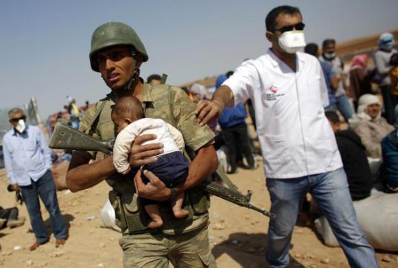 niños refugiados 2