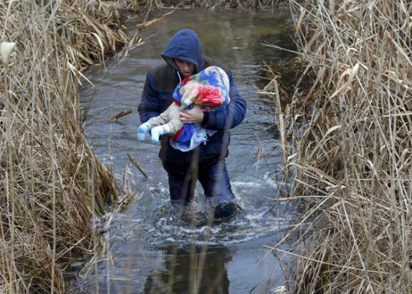 niños refugiados 3