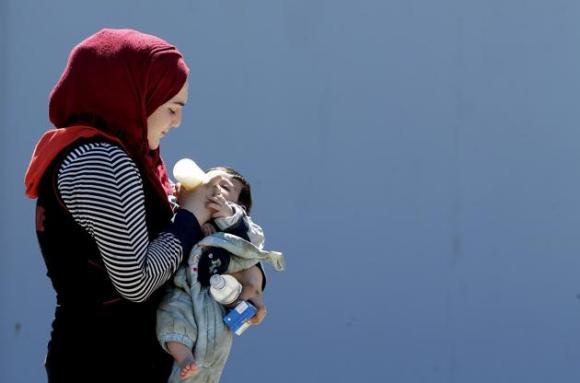 niños refugiados 4