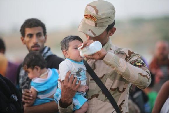 niños refugiados 5