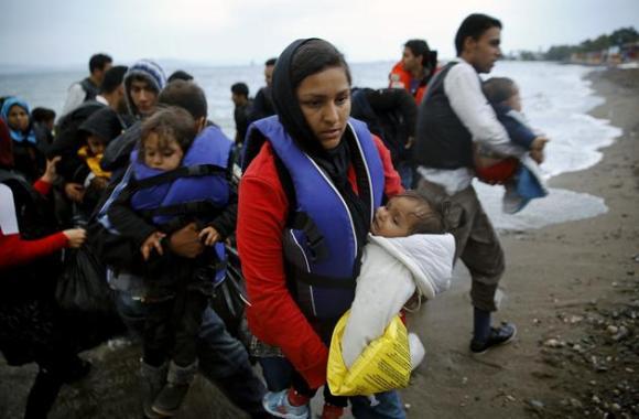 niños refugiados 8