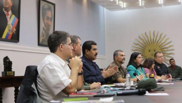 Nicolás Maduro Moros. Foto: Miraflores.