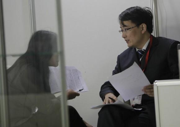 El jefe de la delegación de China, Li Tao. Foto: Ismael Francisco/ Cubadebate