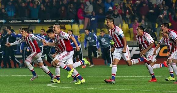 Paraguay enfrenta a la poderosa Argentina de Lionel Messi el próximo martes en este mismo estadio de Concepción (sur).