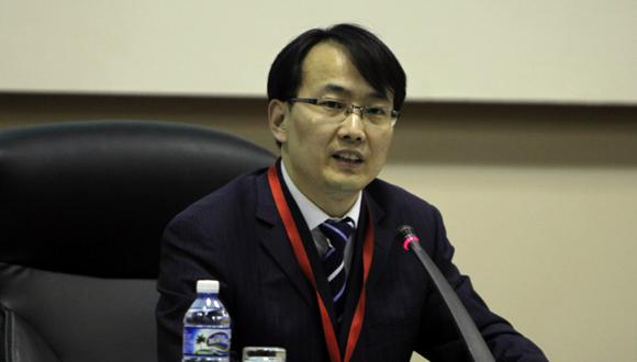 Li Tao, director general de la Oficina de políticas y regulaciones del ciberespacio de China. Foto: Ismael Francisco/ Cubadebate