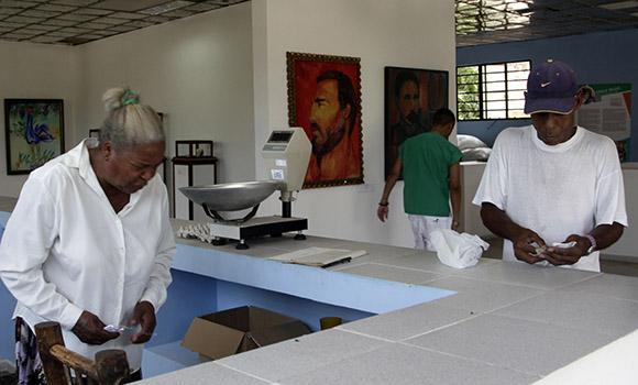 """Servando Cabrera y Raúl Martínez se exponen en el mercado """"Los Martínez"""". Foto: Ismael Francisco/ Cubadebate"""