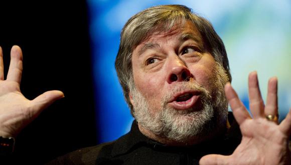 Steve Wozniak. Foto: muycomputerpro.com