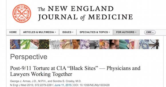 tortura revista de medicina
