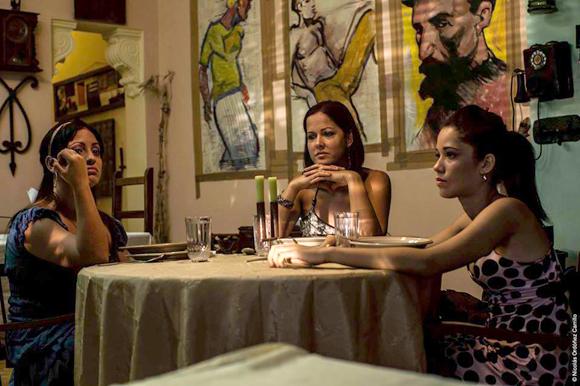 Foto tomada de la página de la película en Facebook.