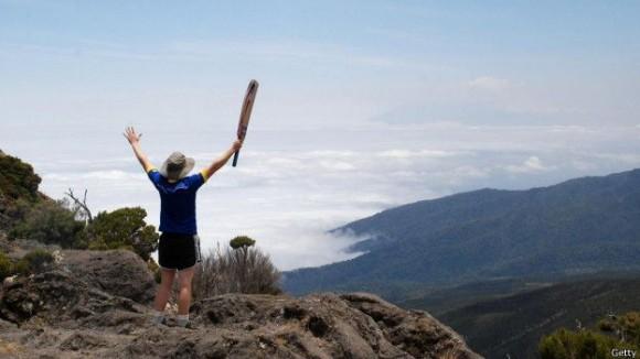 Escalar el Kilimanjaro es el sueño de muchos buscadores de aventuras.