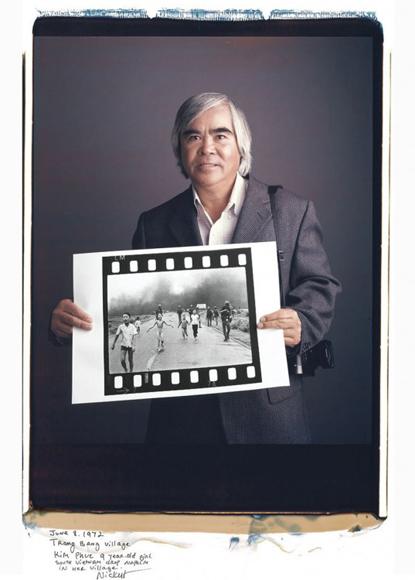 Nick Ut, Ataque de Napalm en Vietman (1972).
