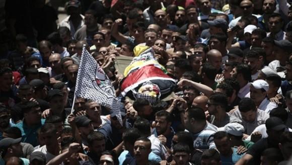 Dos hermanos de Mohammed, uno de 15, Yaser, y otro de 11, Samer, fueron también asesinados por el Ejército israelí en la Segunda Intifada (2000-2005), mientras un tercero sobrevivió a varios impactos de bala. Foto: Emad Drimly