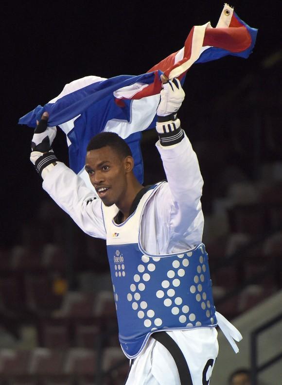 Le taekwondo donne une autre médaille d'or à Cuba aux Panaméricains