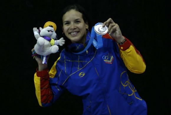 Alejandra Benítez. Foto: EFE.