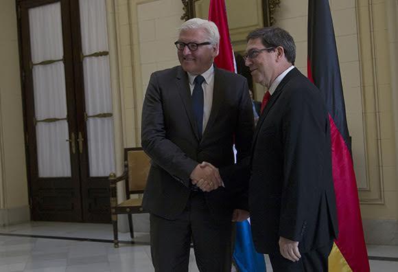 Alemania y Cuba restablecen cooperación bilateral