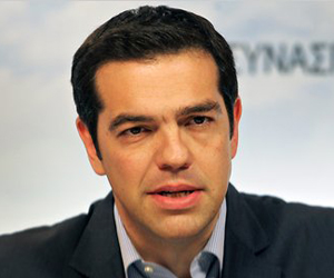 El primer ministro griego enfrenta una compleja situación.
