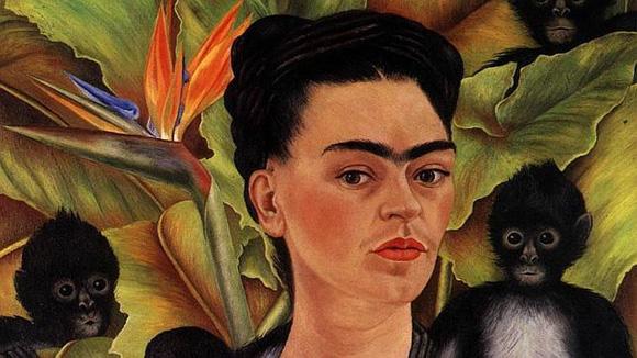Los autorretratos fueron una constante en la obra de Frida Kahlo. Foto:  tomada de abc.es