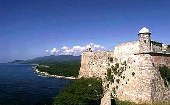 En una ceremonia celebrada este viernes en el Castillo de San Pedro de la Roca del Morro, en Santiago de Cuba, el Parque Arqueológico Batalla Naval 1898 fue declarado Monumento Nacional.