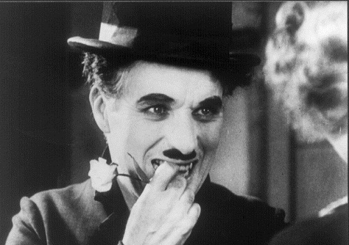 Chaplin Luces Ciudad