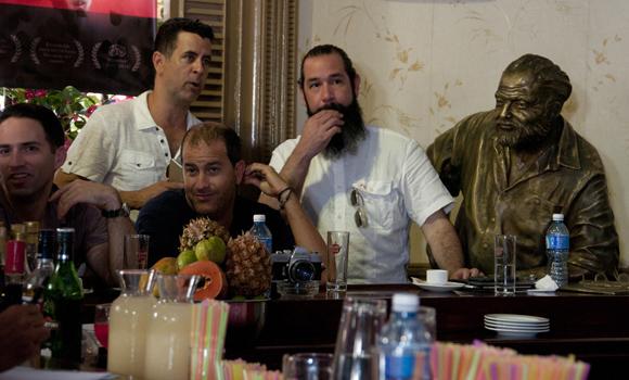 Por primera vez en Cuba una Delegación de la Asociación de Cantineros de los Estados Unidos. Foto: Ladyrene Pérez/ Cubadebate.