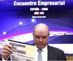 Encuentro empresarial Cuba-España