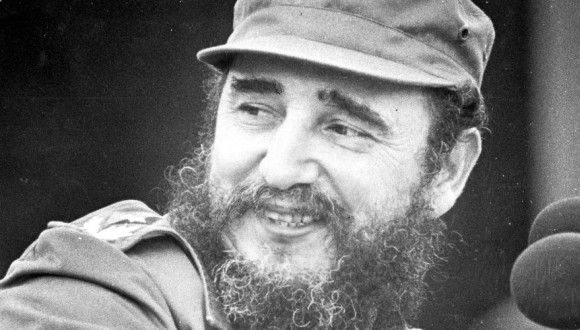 Fidel Castro, the world´s most watched man, according to Discovery Channel