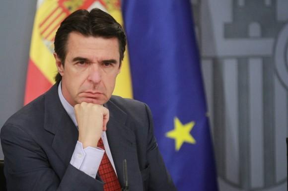 Jose Manuel Soria, Ministro de Industria del Gobierno de España.